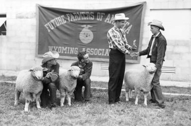 Wyoming Agriculture Department - State Fair Collection (P2009-16)