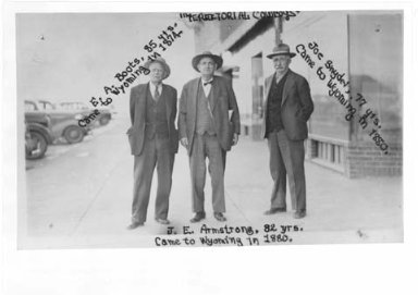 CITIES & TOWNS-THERMOPOLIS FILE 1 OF 3