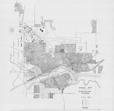 Cheyenne Map/Zoning Map