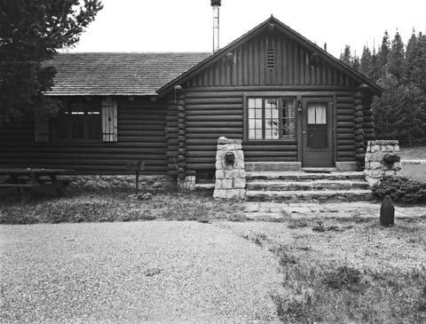 Centennial Work Center, Residence