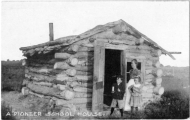 Postcards - Schools - Wyoming
