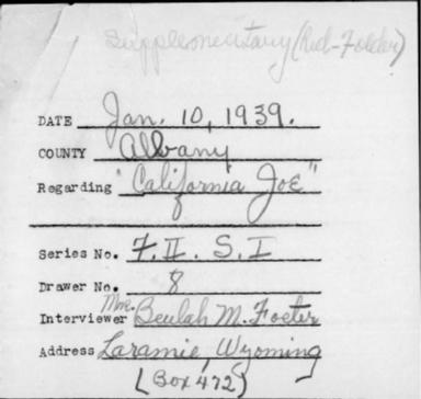 WPA Bio 1907