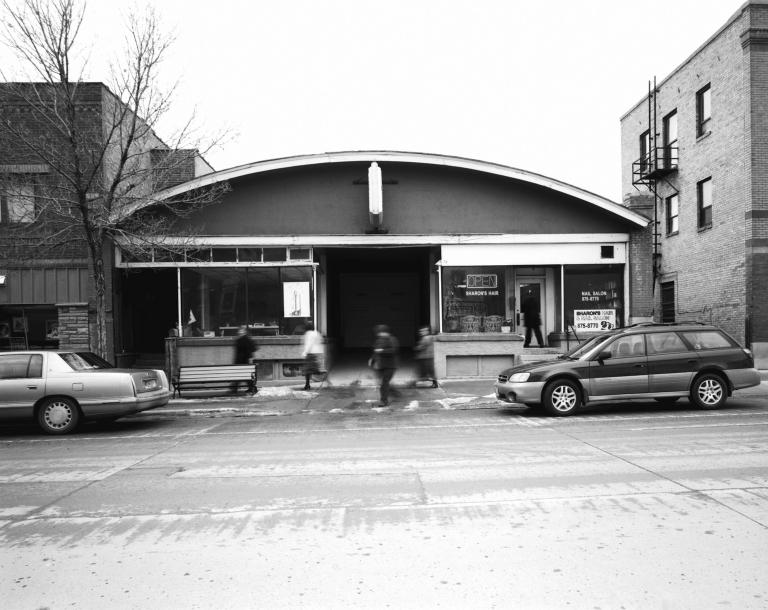 Green River Main Street Historic District