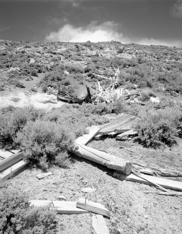 Carbon Basin Mine, Site #48CR4105