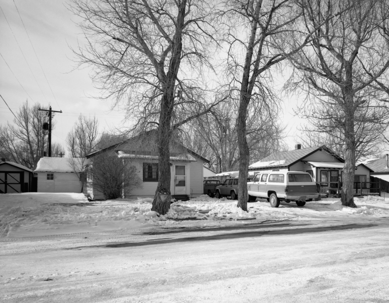 Houses on West Side